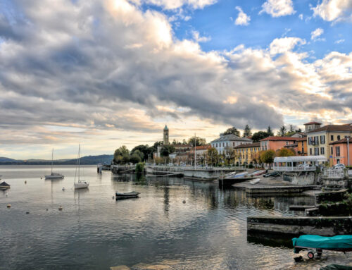 Most recommended dinner places in Lago Maggiore